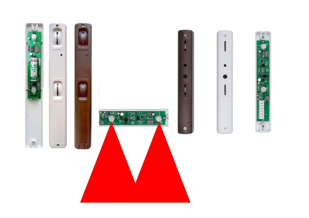 Sensori da esterno punto automatico - Sensori allarme alle finestre ...